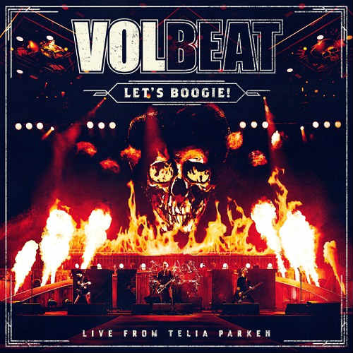 Volbeat - Let's Boogie! Live from Telia Parken (2018)